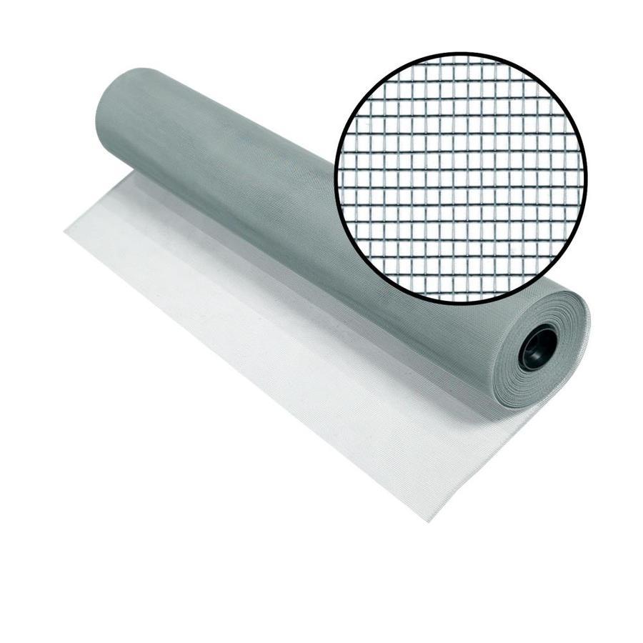 Phifer Galvanized 48-in x 100-ft Gray Steel Screen Wire
