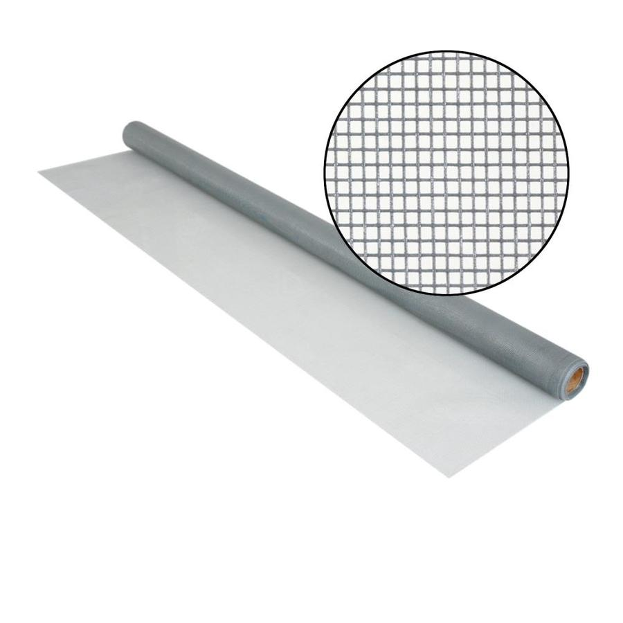 Shop phifer pool patio 72 in x 25 ft silver gray for Phifer screen reviews