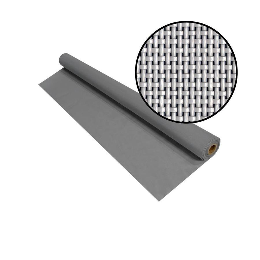 Phifer SunTex 90 36-in x 50-ft Gray Vinyl-Coated Polyester Screen Wire