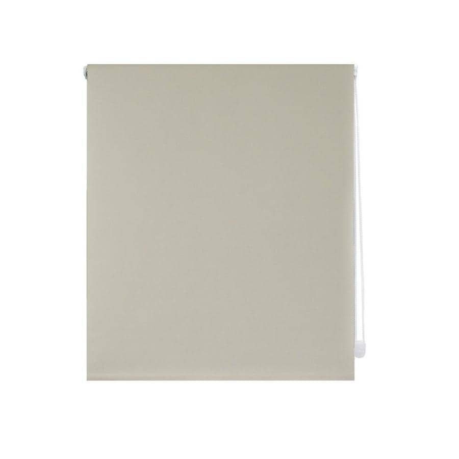 Radiance Tan Blackout Polyester Roller Shade (Common 35-in; Actual: 35-in x 72-in)