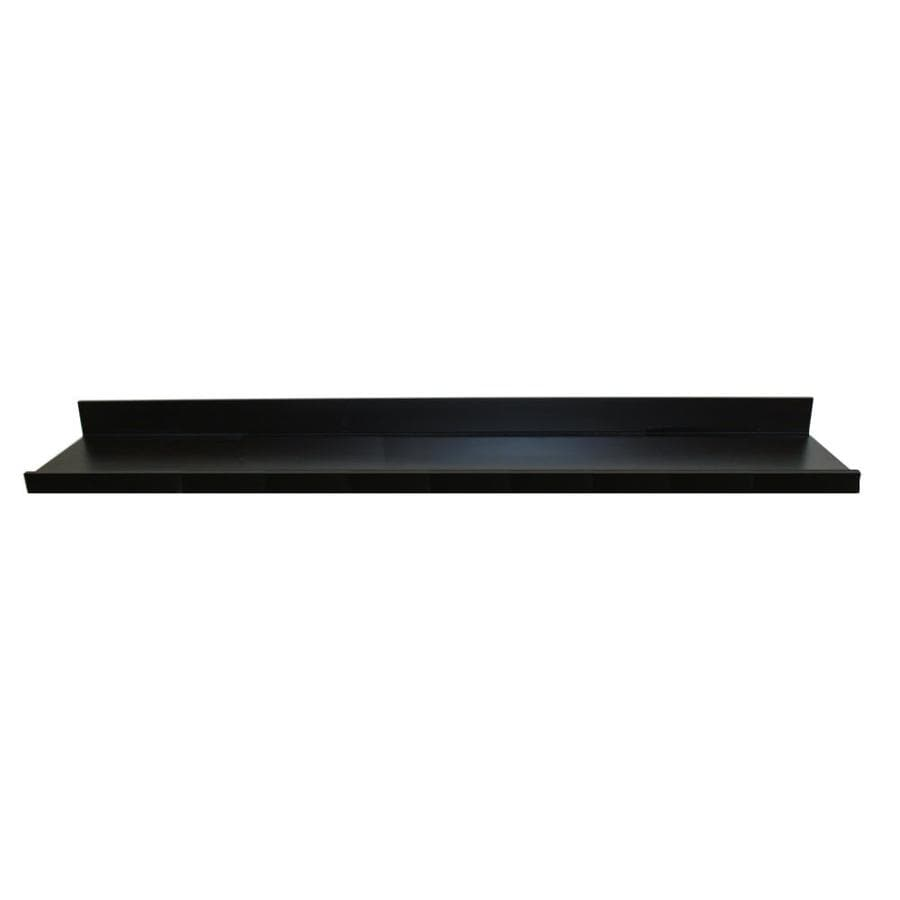 inPlace 60-in W x 3.5-in H x 4.5-in D Wall Mounted Shelving