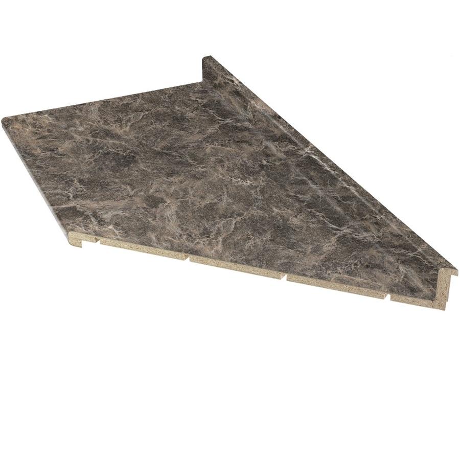 shop vti fine laminate countertops wilsonart 12 ft bronzed fusion textured gloss miter laminate. Black Bedroom Furniture Sets. Home Design Ideas