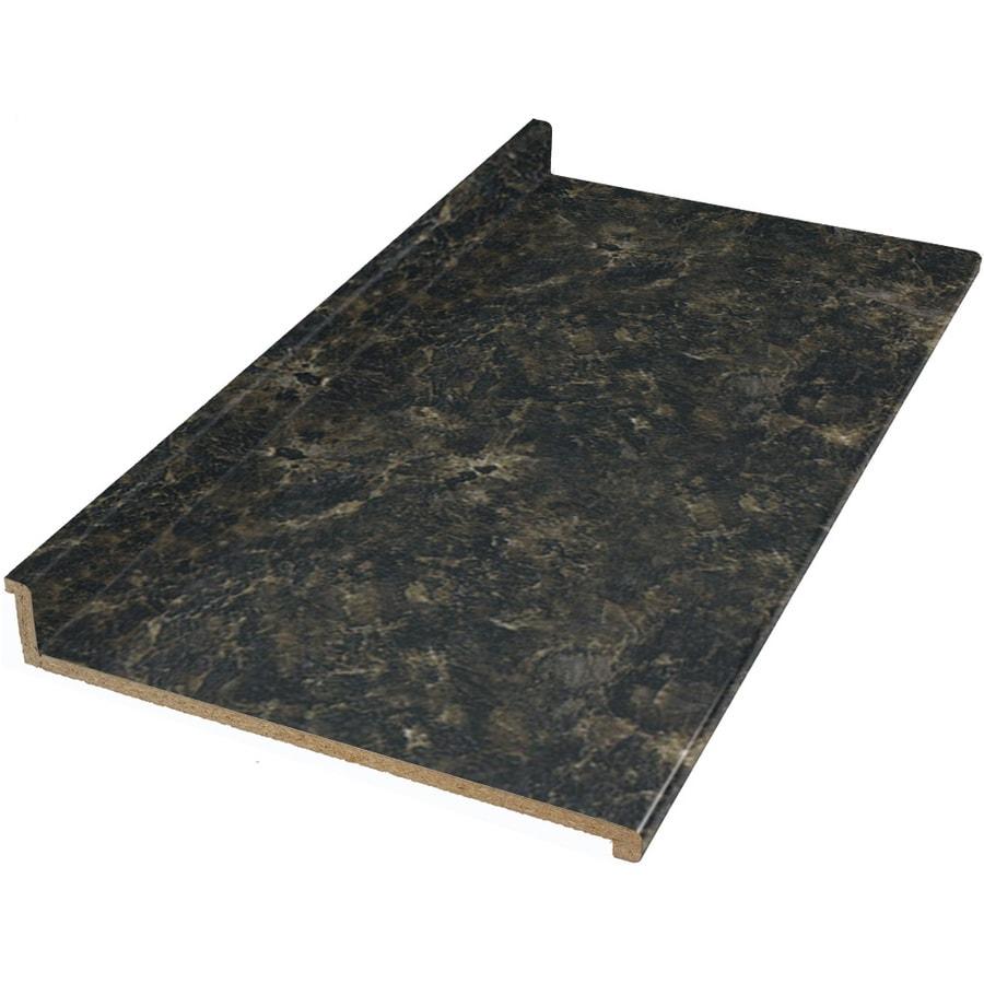 Shop Vti Fine Laminate Countertops Formica 8 Ft Labrador Granite Etchings Straight Laminate