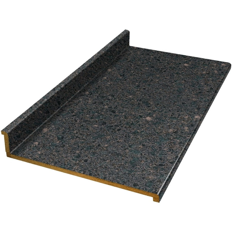Shop VTI Fine Laminate Countertops Wilsonart 12-ft Smoky