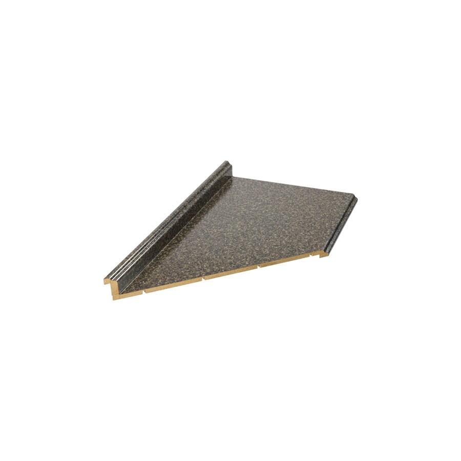 VT Dimensions Formica 6-ft Labrador Granite Etchings Miter Laminate Kitchen Countertop