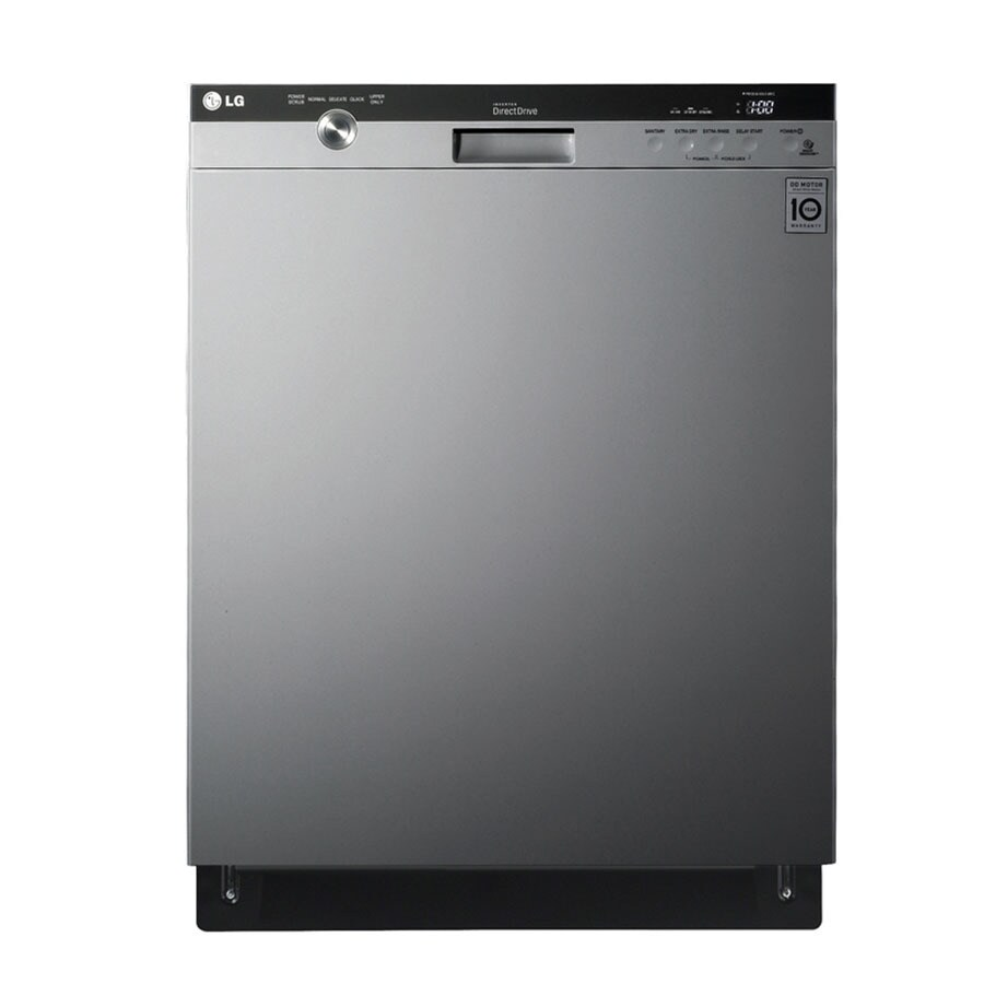 LG 48-Decibel Built-In Dishwasher (Stainless Steel) (Common: 24-in; Actual: 23.75-in)