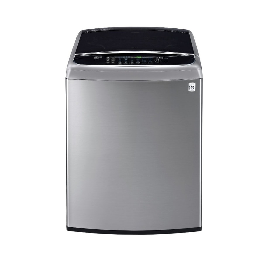 Shop Lg 4 9 Cu Ft High Efficiency Top Load Washer
