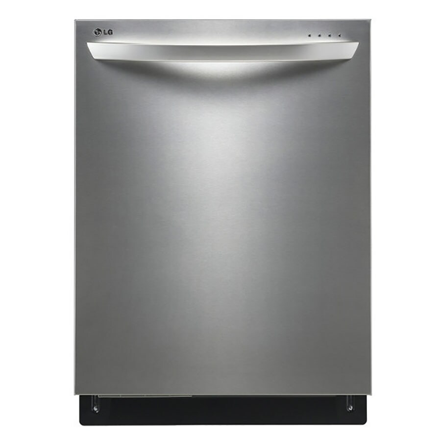 LG 42-Decibel Built-in Dishwasher (Stainless Steel) (Common: 24-in; Actual: 23.75-in) ENERGY STAR