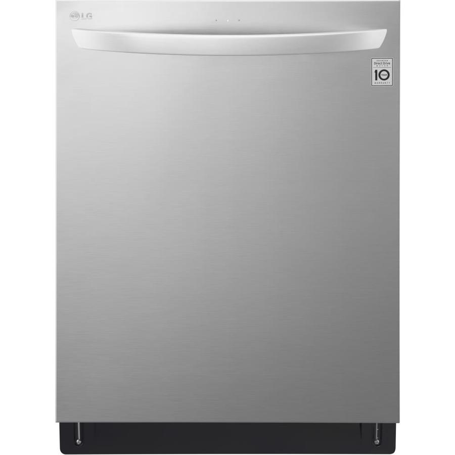 LG 46-Decibel Built-in Dishwasher (Stainless Steel) (Common: 24-in; Actual: 23.75-in) ENERGY STAR