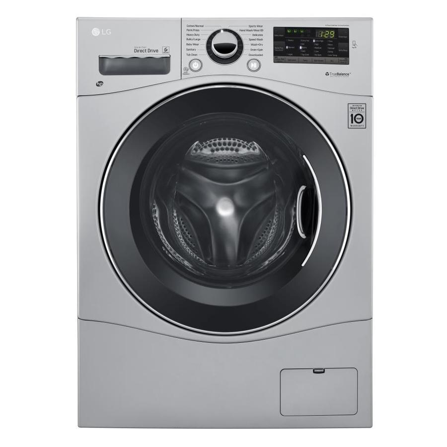 LG 2.3-cu ft Ventless Combination Washer and Dryer