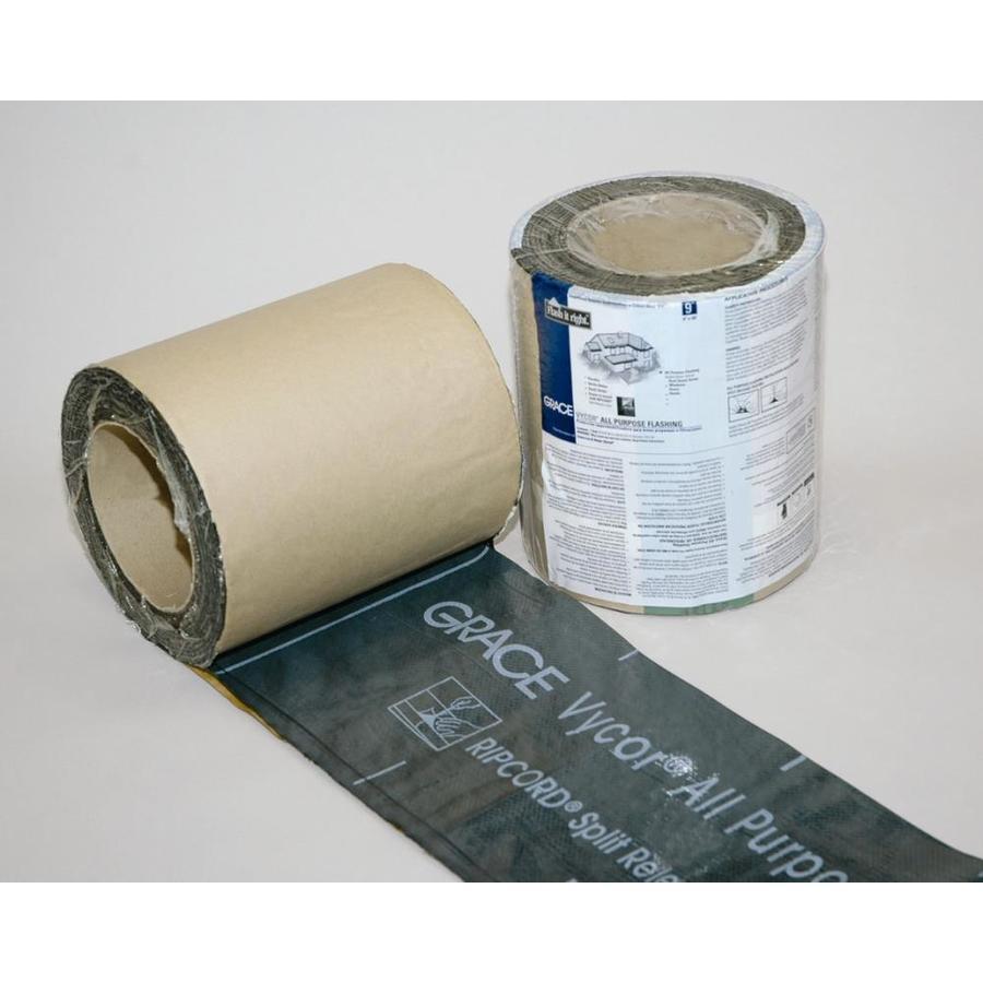 Vycor Grace 9-in x 50-ft Rubberized Asphalt Roll Flashing