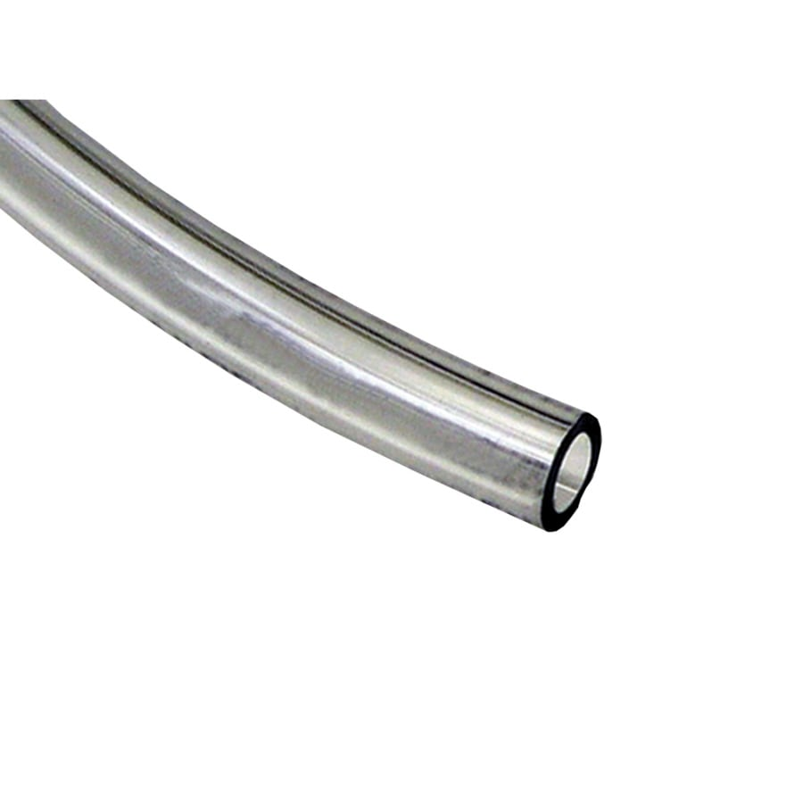 Watts 5/8-in x 10-ft PVC Clear Vinyl Tubing