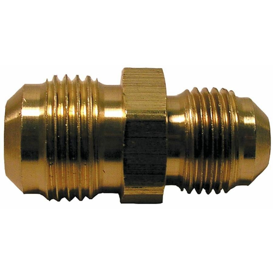 Watts 3/8-in x 1/4-in Reducing Union Brass Pipe Fitting