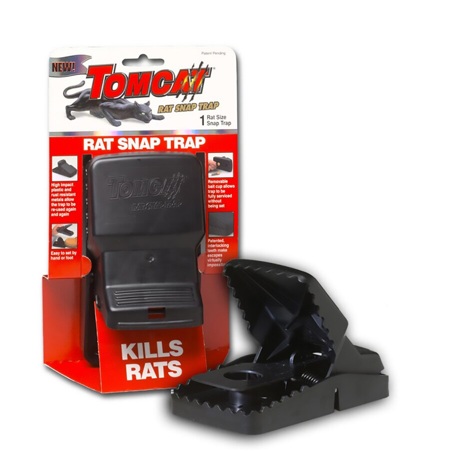 TOMCAT Indoor/Outdoor Rodent Trap