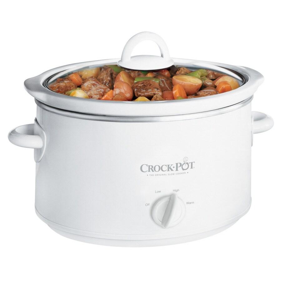 Rival 4-Quart  Slow Cooker