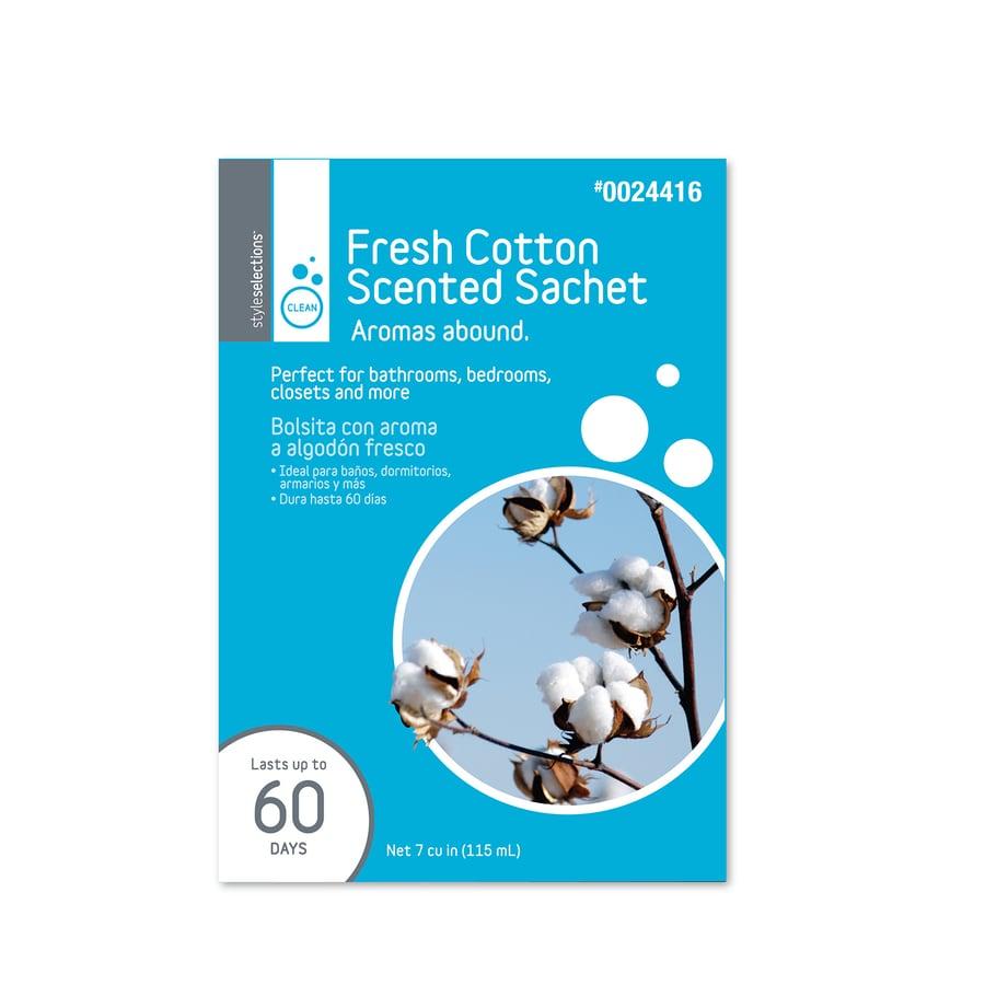 PEABODY & PAISLEY 1.1-oz Fresh Cotton Solid Air Freshener