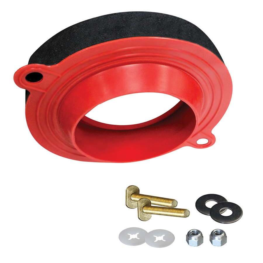 Shop korky wax free gasket toilet wax ring at lowes com