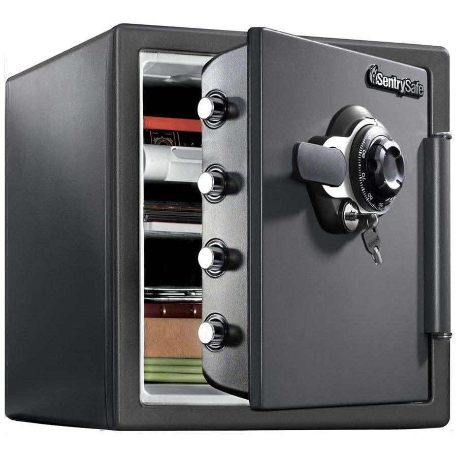 SentrySafe 1.19-cu ft Combination Lock Commercial/Residential Floor Safe Safe