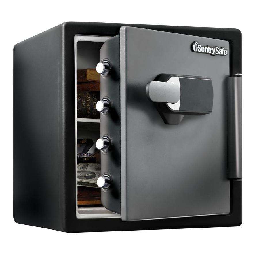 SentrySafe 1.19-cu ft Electronic/Keypad Commercial/Residential Floor Safe Safe