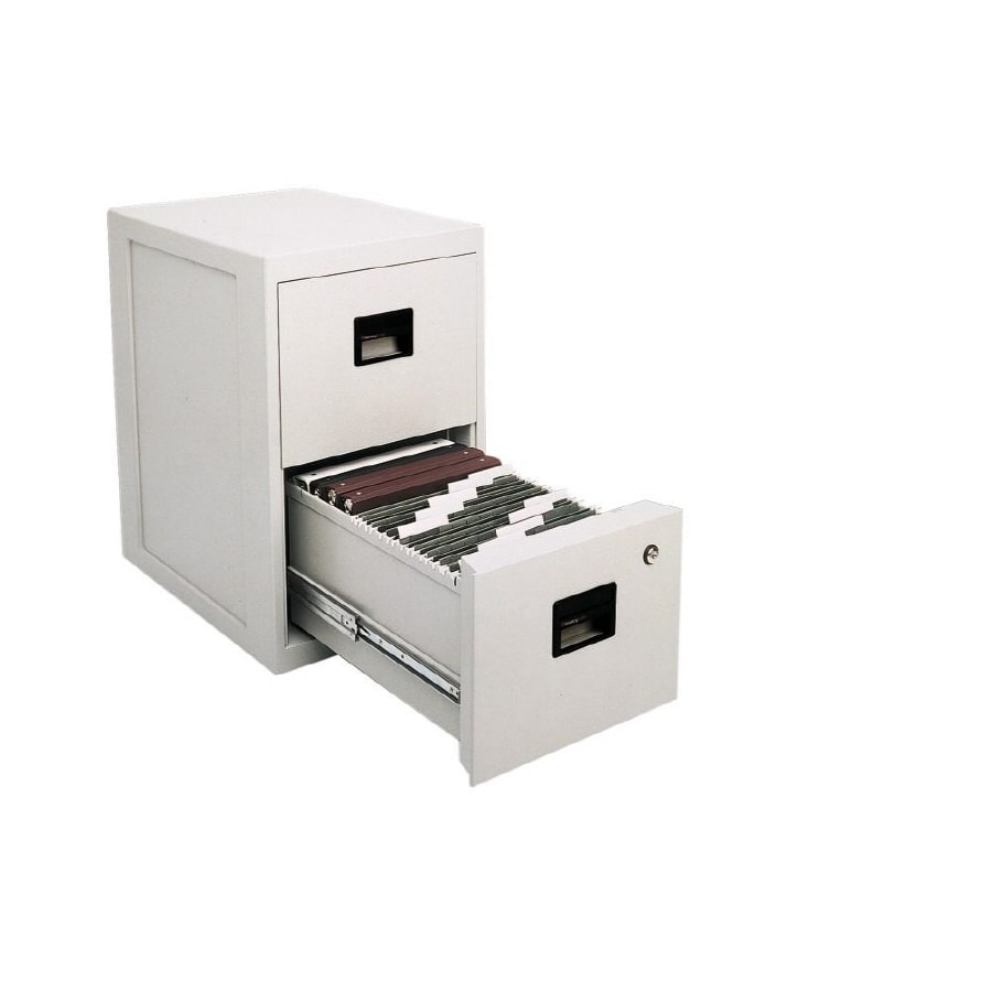 SentrySafe Fire-Safe 2-Drawer Office File