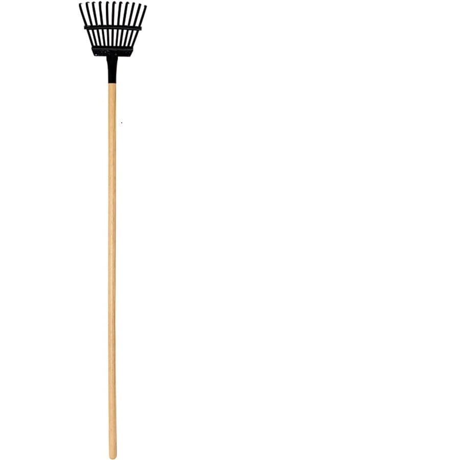 True Temper 8-in Shrub Rake