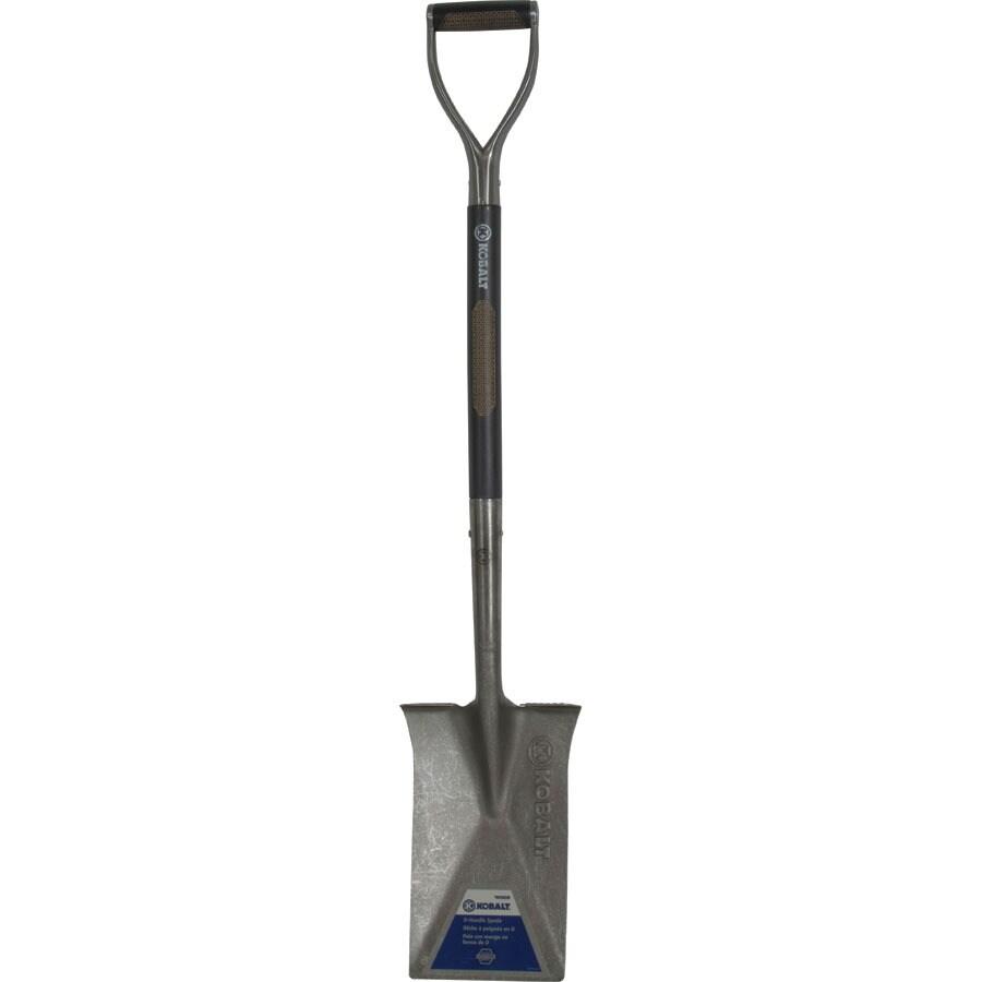 Kobalt Short-Handle Wood Trenching Spade