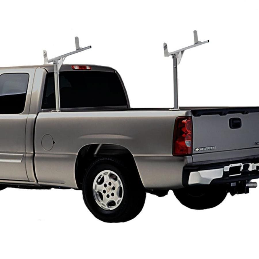 Shop Hauler Racks Aluminum Removable Truck Side Ladder