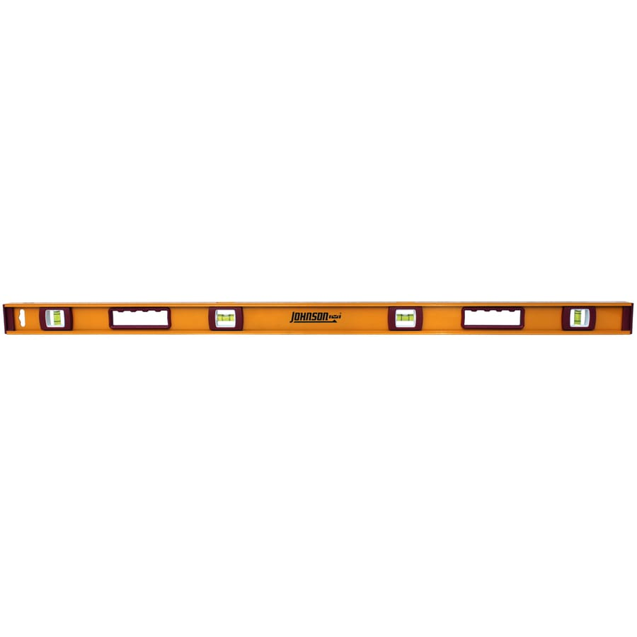 Johnson Level 48-in I-Beam Level Standard Level