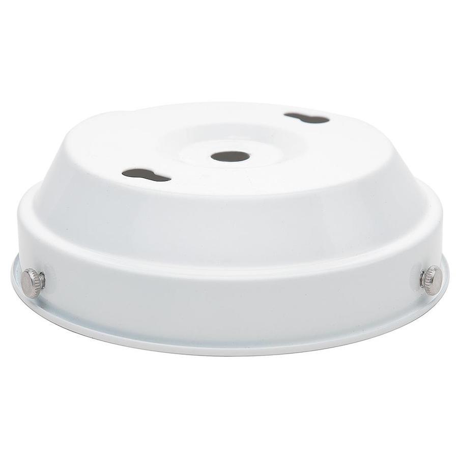 Hunter 1-Light White Fluorescent Ceiling Fan Light Kit