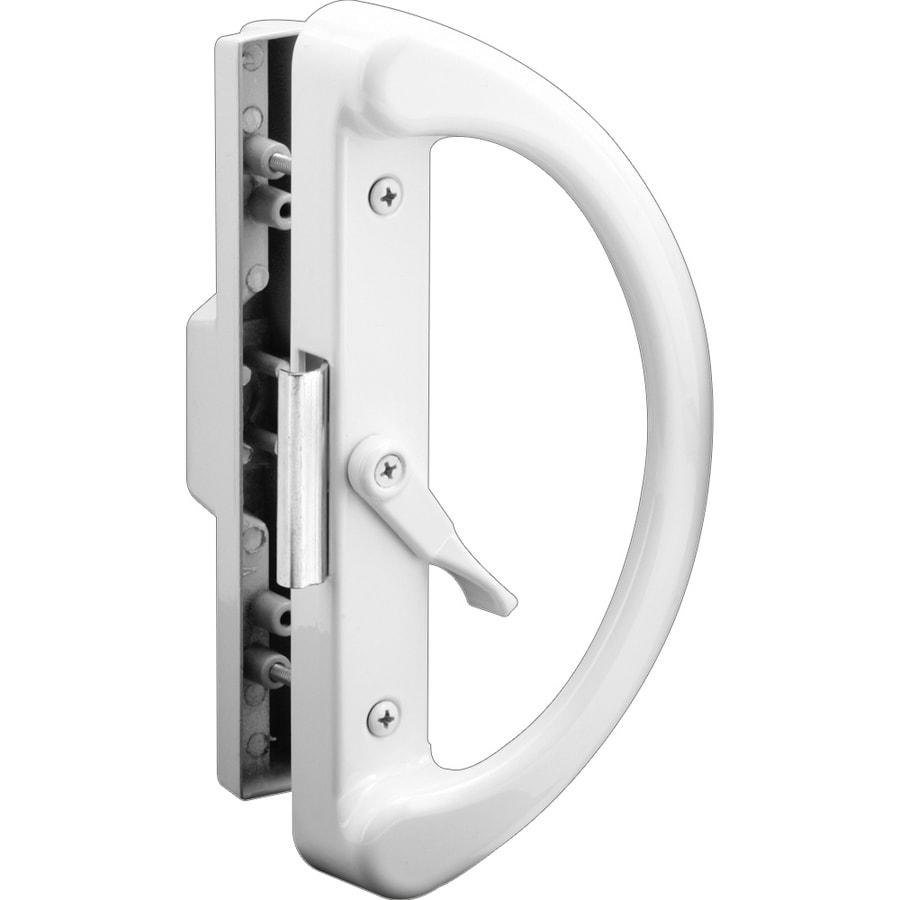 Prime-Line 4.93-in Surface Mounted Sliding Patio Door Handleset