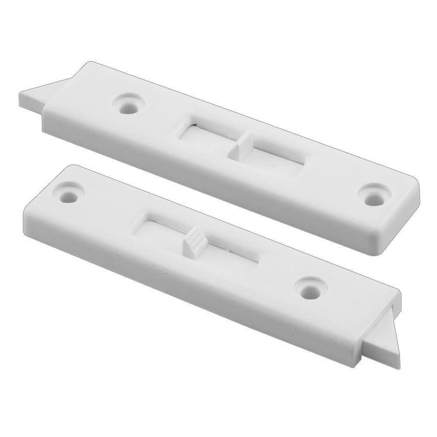 Prime-Line 2-Pack Plastic Sliding Window Tilt Latches