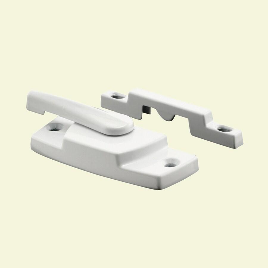 Prime-Line Products F 2686 International Sliding Window Slam Lock White