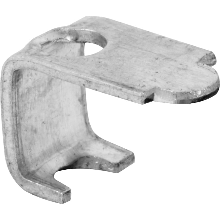 Prime-Line 8-Pack 3/8-in Aluminum Casement Clips