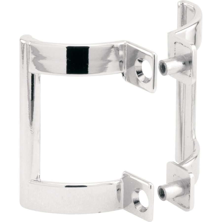 Prime-Line 2-in Chrome Shower Door Handle Set