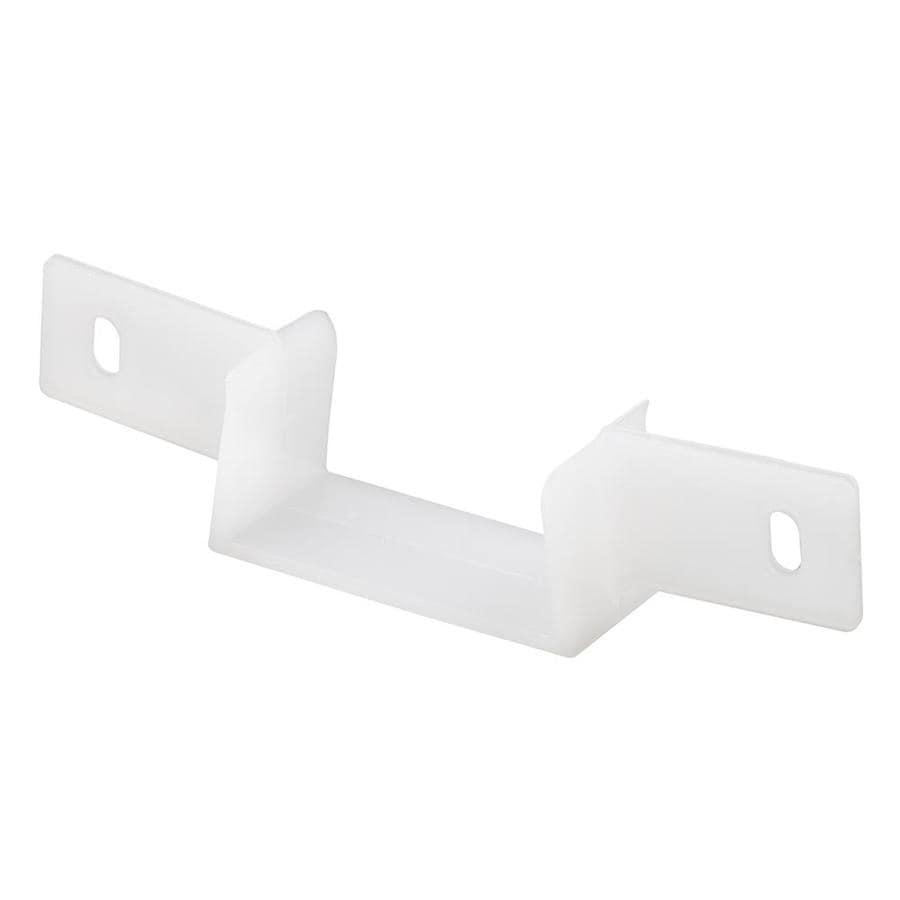 Prime-Line 3.25-in Plastic Pocket Door Bottom Guide