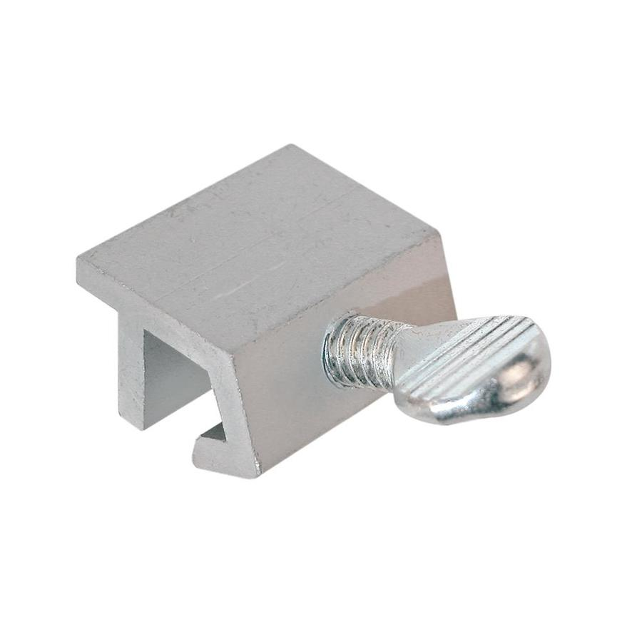 Gatehouse 4-Pack Aluminum Sliding Window Locks