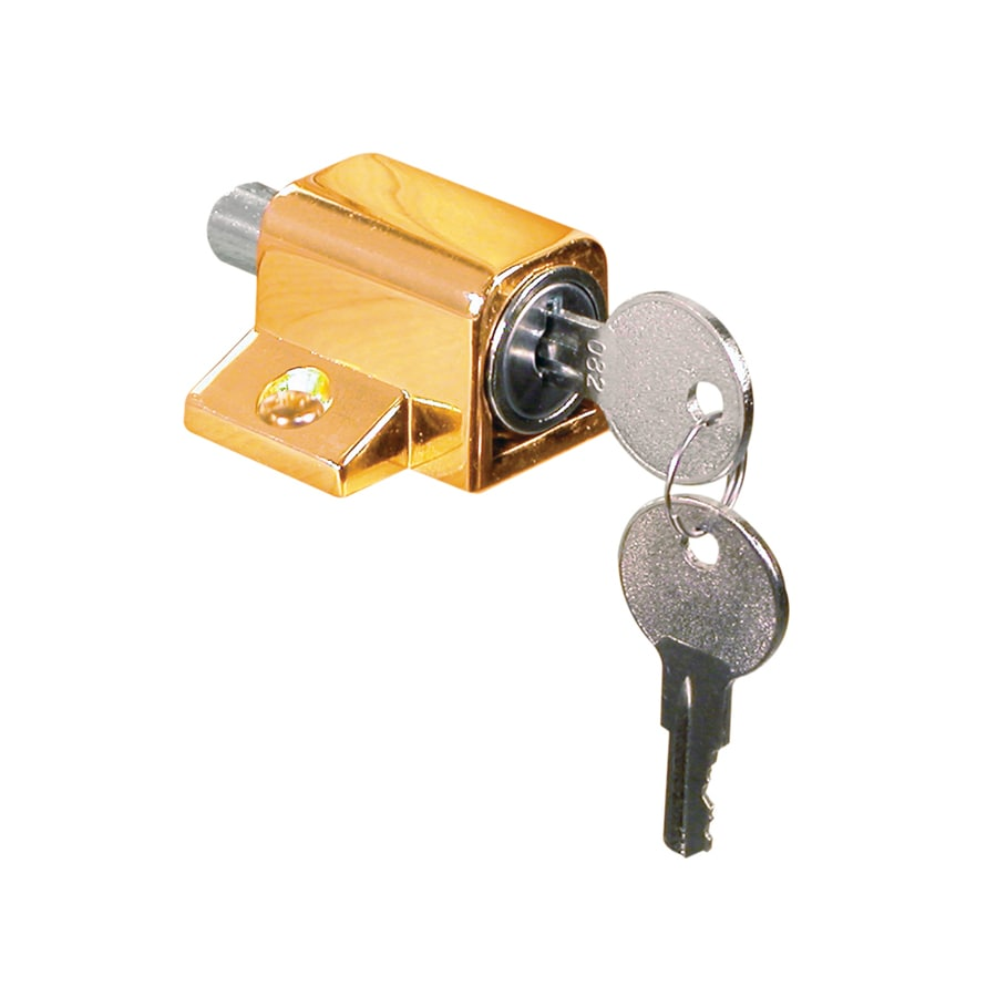 Gatehouse Die-Cast Sliding Window Sash Lock