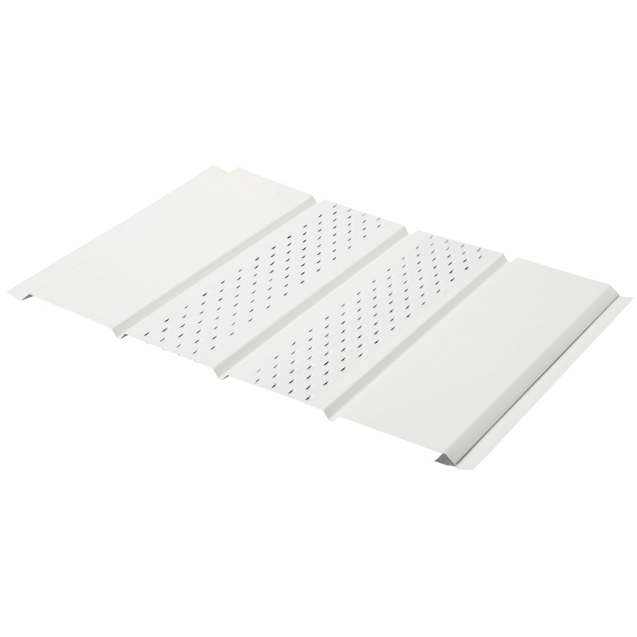 Amerimax 17-in x 144-in White Soffit