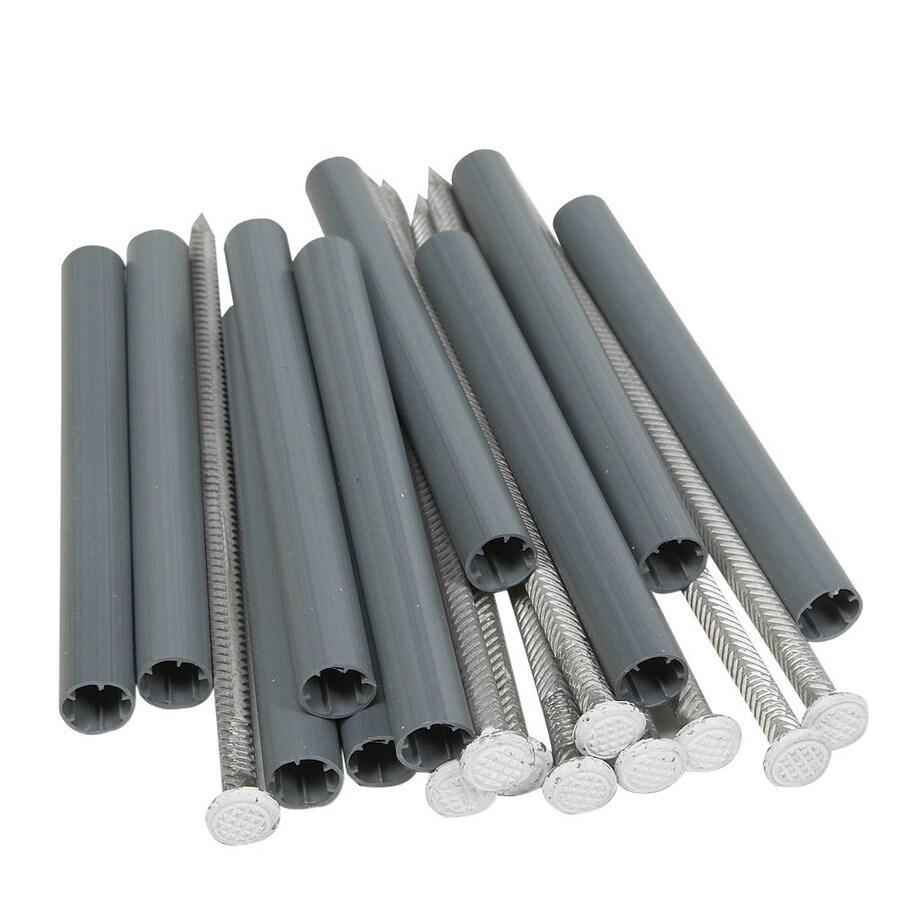 Amerimax Aluminum Gutter Spike and Ferrule