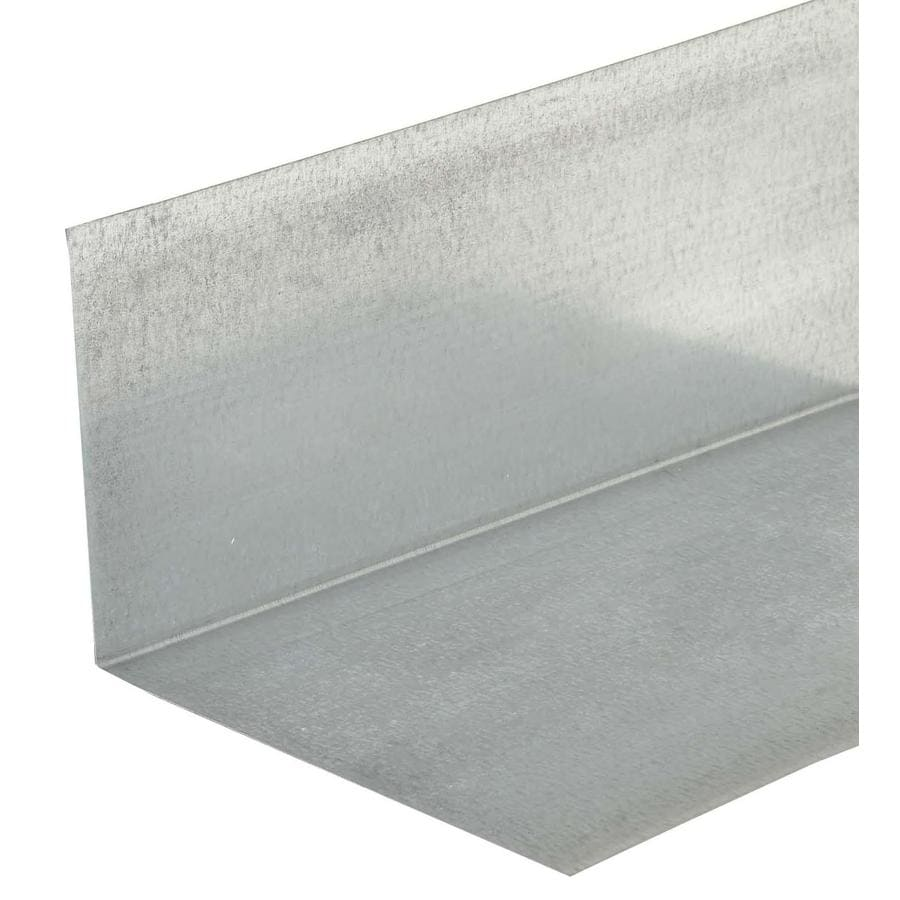 Amerimax 4 In X 120 In Galvanized Steel Step Flashing In The Step Flashing Department At Lowes Com