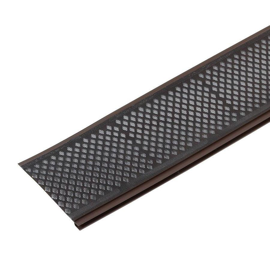 Amerimax Brown Snap-In Gutter Filter