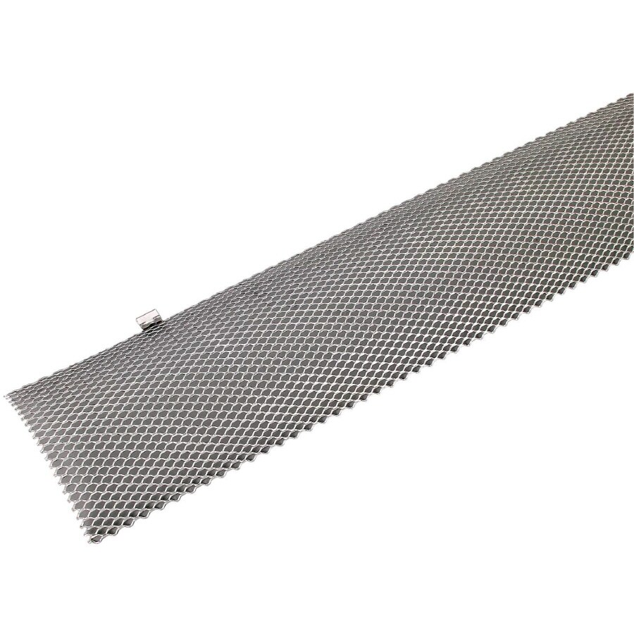Amerimax Hinged Galvanized Steel Gutter Guard