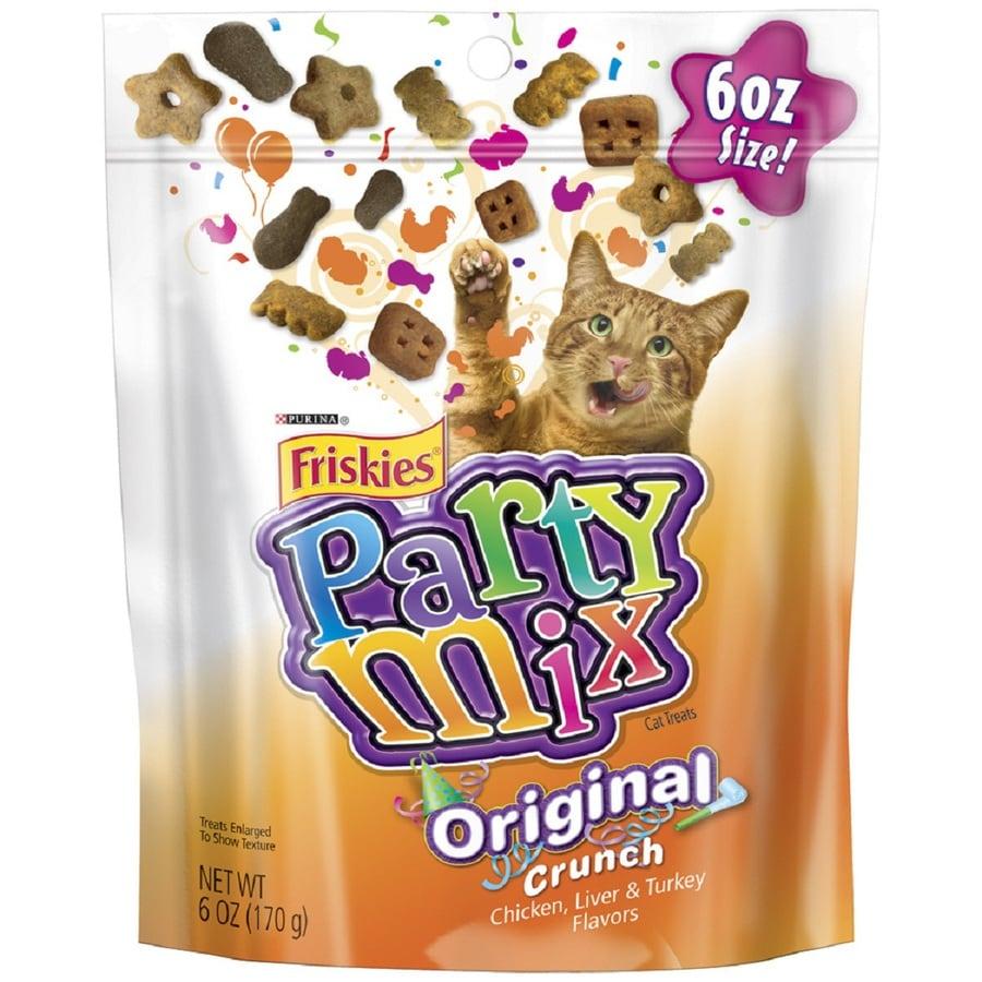 FRISKIES 6-oz Chicken Crunchy Treats