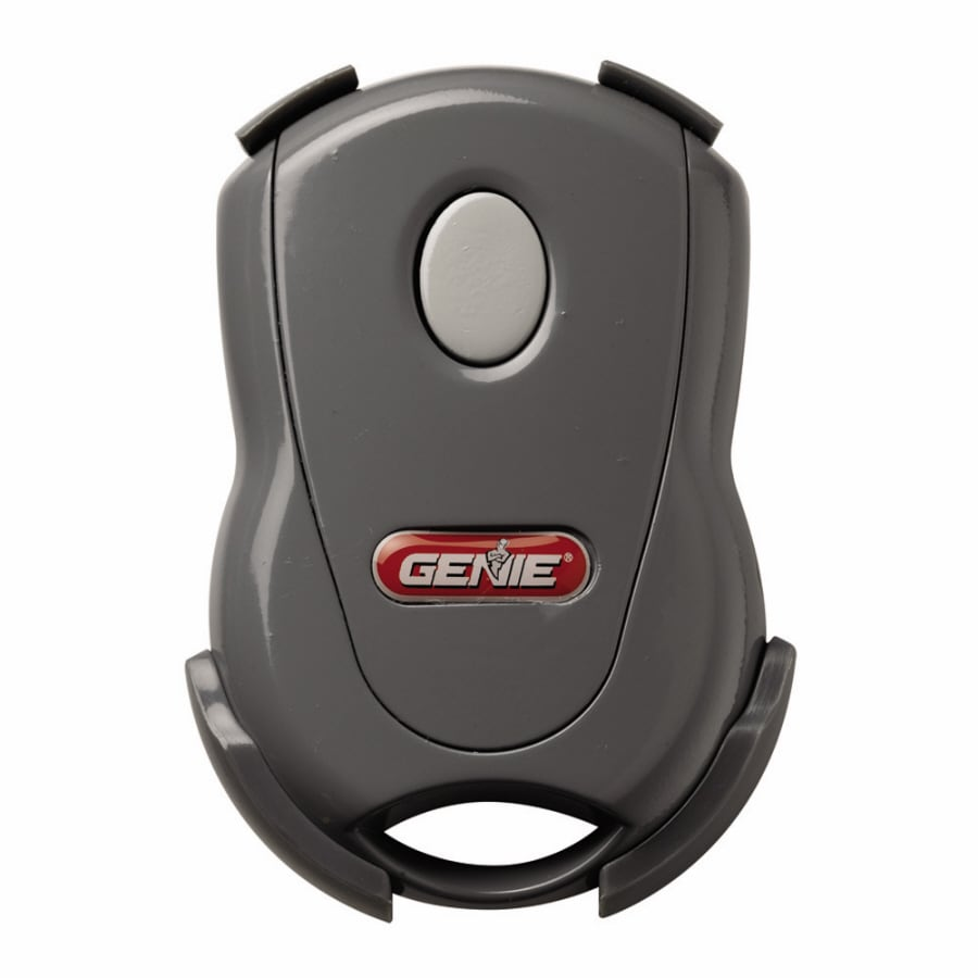 shop genie garage door opener remote at