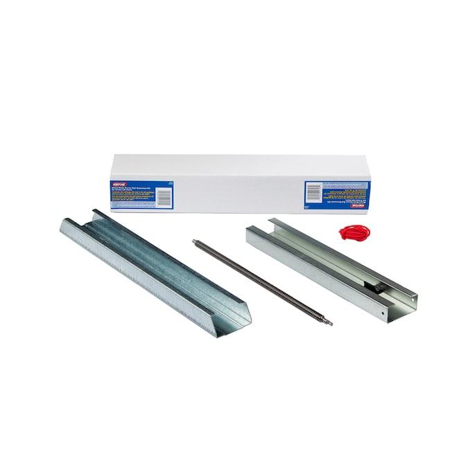 Genie Garage Door Opener Rail Extension Kit In The Garage Door Opener Parts Accessories Department At Lowes Com