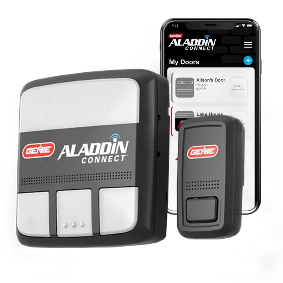 Genie Aladdin Connect Garage Door Opener Controller (Works with Iris)
