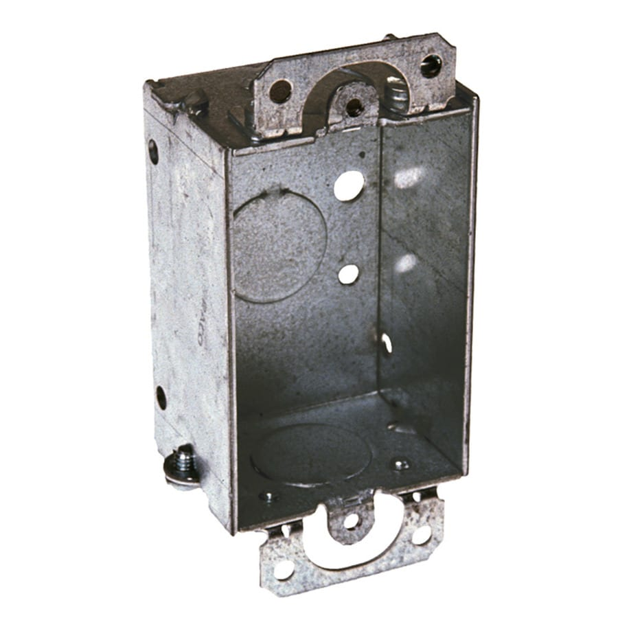 Electrical Wall Boxes : Gang old work electrical box free engine image for