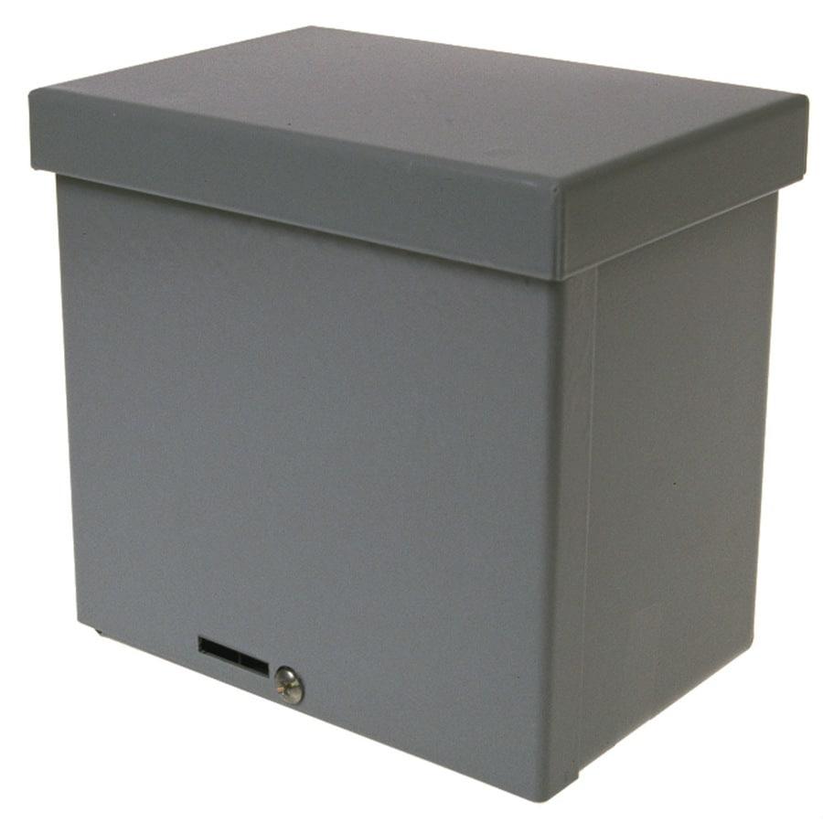 WIEGMANN 144-cu in Metal New Work Wall Electrical Box