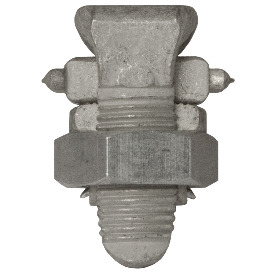 BURNDY 0.32-in Aluminum Split Bolt