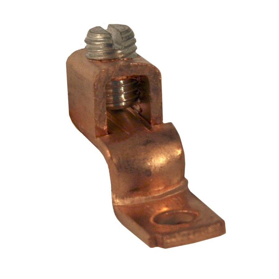 BURNDY 2-Count Copper Lugs